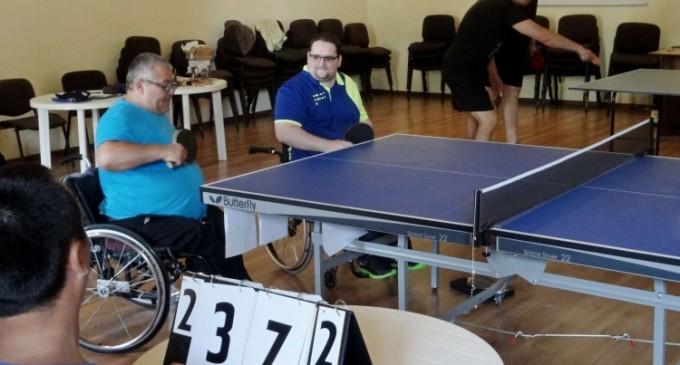 Cupa Cireșar la Tenis de Masă a persoanelor cu dizabilități