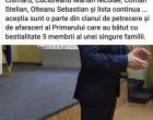 POLIȚIȘTII LOCALI VS GARDĂ DE CORP PENTRU PRIMARUL CISMARU NICULAE