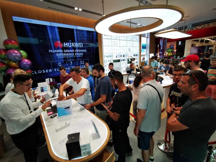 Huawei Experience Store Bucuresti