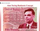 Alan Turing, noul chip de pe bancnota de 50 de lire sterline. Geniul din Bletchley Park, primul gay care primeşte o asemenea onoare