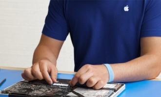 Reparații pentru produsul tău Apple: Nu amesteca mere cu pere!
