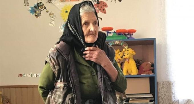 Bunica Sofia vrea să se întoarcă la grădiniţa din Gorj: M-au rugat copiii