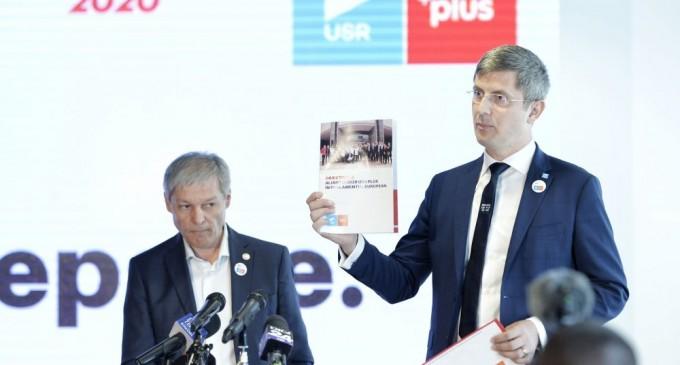 Dan Barna a spus când va fi anunţat candidatul la prezidenţiale al Alianţei USR-PLUS