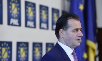 """Lovitură pentru Orban. Liderul PNL, avertisment de la CNCD pentru declaraţia privind """"scroafele suite în copaci"""""""