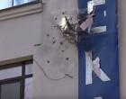Atac cu un lansator de rachete la sediul unei televiziuni din Ucraina. Care este motivul