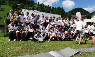 S-a încheiat seria a doua mecanici din Tabăra Meseriașilor din Țara lui Andrei 2019