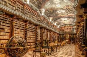 Biblioteca Națională Clementinum, Praga