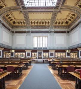Biblioteca Națională din Madrid, Spania