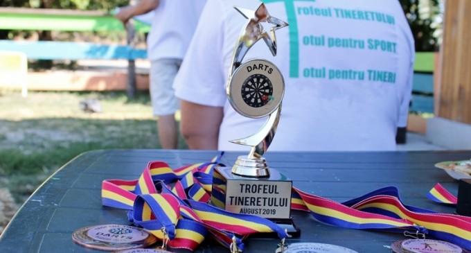 """""""TOTUL PENTRU SPORT, TOTUL PENTRU TINEri!"""", a fost motto-ul AJCSPH cu ocazia disputarii Trofeului Tineretului"""