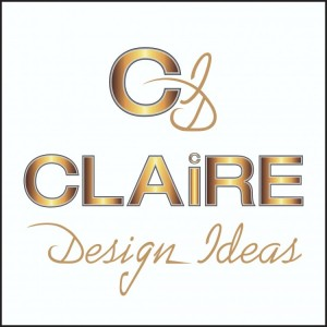 Logo Claire Ideas - white