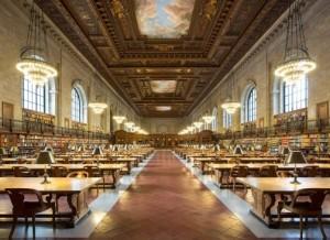 New York Public Library, SUA