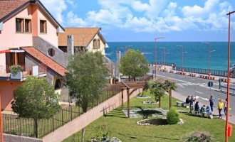 Ce inseamna cu adevarat luxul de a trai la malul marii – exemplul cartierului Santa Maria Bay, Constanta