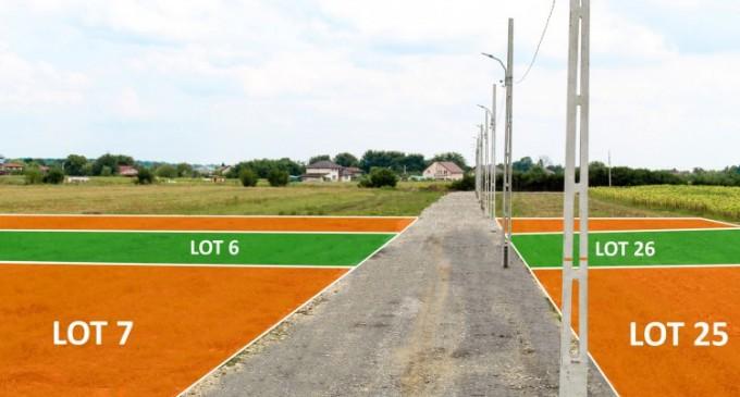 Ce acte sunt necesare pentru vanzarea unui teren pentru construit case?