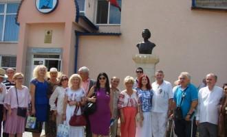 """Șase """"LECȚII DE POEZIE"""" ținute în Basarabia de Societatea Culturală Apollon-România, 29august – 1 septembrie 2019                                                     Autor: Prof.Claudia Bota"""