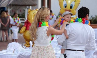 Organizeaza un botez plin de emotie la Salon du Mariage