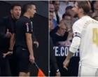"""Digisport: Sergio Ramos l-a înjurat """"ca la ușa cortului"""" pe arbitru, iar Diego Simeone a reacționat imediat: """"Cum poți accepta așa ceva?"""""""