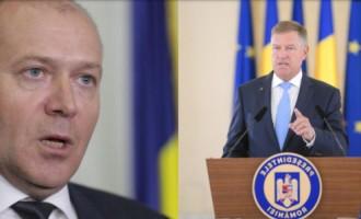 Dăncilă şi Bănilă, greşelile vinovate ale preşedintelui Klaus Werner Iohannis