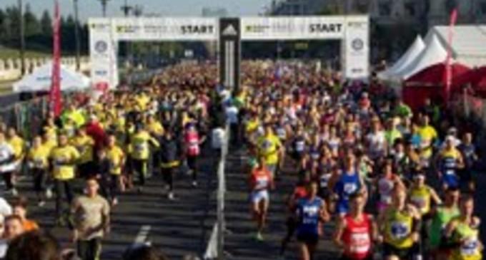 Restricții masive de circulație în weekend, în Capitală, pentru Maratonul Internațional București / Ce străzi și bulevarde vor fi închise – Esential