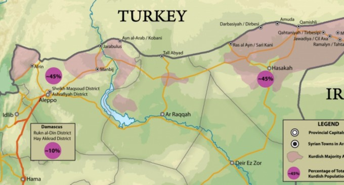 Turcia a lansat faza terestră a ofensivei, pătrunzând în mai multe zone din nordul Siriei – International