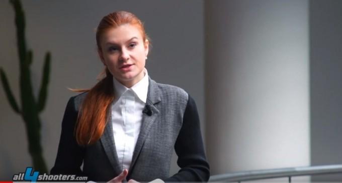 Maria Butina, condamnată pentru spionaj în SUA, a fost angajată prezentator la televiziunea Russia Today – Esential