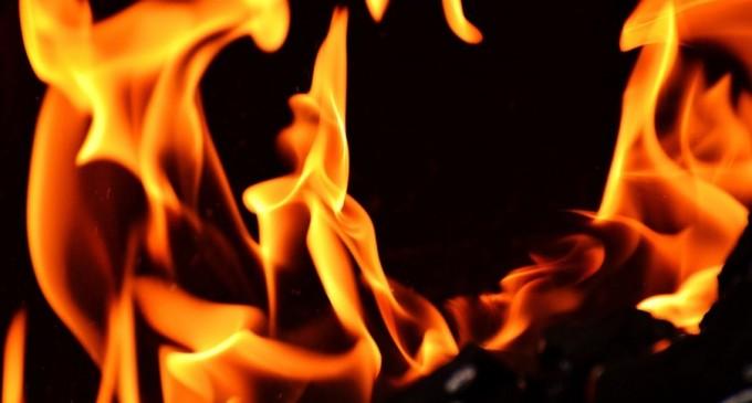 VIDEO Incendiu la sauna unei săli de sport din Timișoara. Focul ar fi fost pus intenționat – Ultima ora