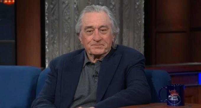 Robert De Niro despre Donald Trump: Abia aștept să-l văd în spatele gratiilor. Avem un președinte care se crede gangster – Esential