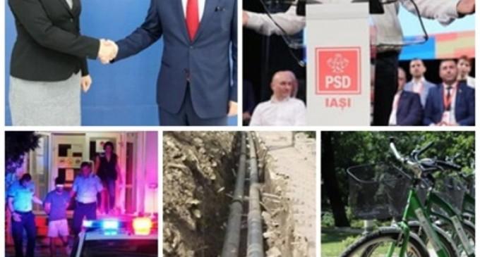 """Subiectele zilei: Cum functiona frica de Dragnea in Teleorman: Oricui i se putea găsi un nod in papura si putea fi dat afara de la serviciu; Cum sunt puşi în libertate hoţii şi spărgătorii: şpilul """"înţelegerii"""" cu victima; Ramona Mănescu promite Chișinăului sprijin în soluționarea diferendului transnistrean – Subiectele zilei"""
