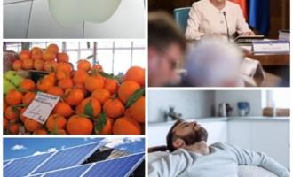 Business report:Cum va evolua sistemul energetic, de acum şi până în 2030, în viziunea Transelectrica; Produsele care s-au scumpit cel mai mult, de la începutul anului; Acțiunile Apple, la maximul istoric – Business