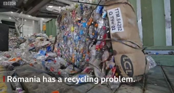 VIDEO BBC: De ce importă România deșeuri, deși e suprasaturată de gunoaie – Mediu