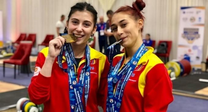 Haltere: Nouă medalii pentru România, în prima zi a Europenelor de juniori şi tineret de la Bucureşti – Alte sporturi