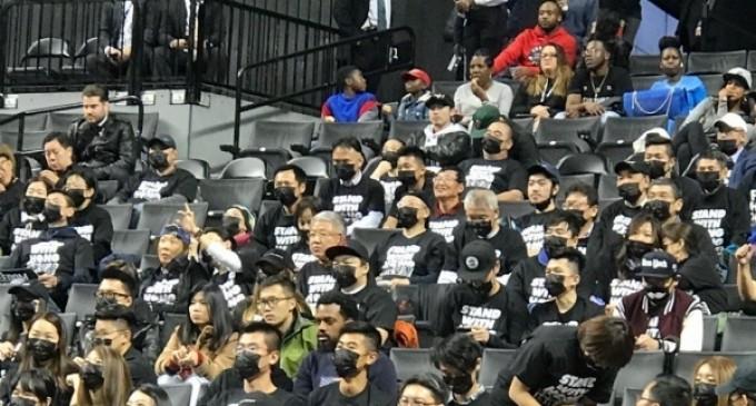 NBA: Sute de susţinători ai manifestanţilor de la Hong Kong, la meciul amical dintre Brooklyn Nets şi Toronto Raptors – TeamBall