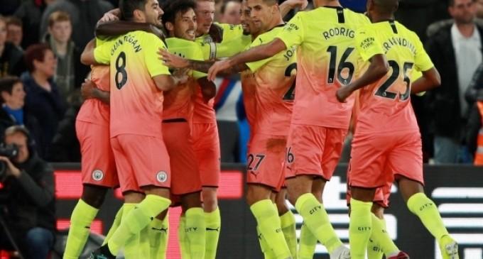 """VIDEO Crystal Palace vs Manchester City 0-2 / """"Cetățenii"""" revin pe locul al doilea – Fotbal"""