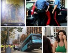 """Faze tari: Imagini uluitoare cu un autobuz """"înghițit"""" pe jumătate de o groapă apărută brusc în asfalt; Pictura renascentistă găsită într-o bucătărie, vândută pentru o sumă colosală – Faze Tari"""