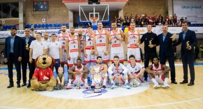 CSM CSU Oradea a cucerit Supercupa României la baschet masculin – TeamBall
