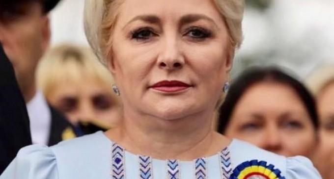 Viorica Dăncilă își lansează candidatura la Cotroceni, la trei zile de la demiterea Guvernului său prin moțiune și pe fondul tensiunilor din PSD – Politic
