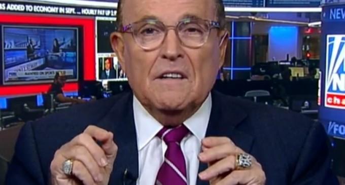 Rudolph Giuliani ar fi cerut acordarea vizei americane pentru un fost oficial ucrainean – International