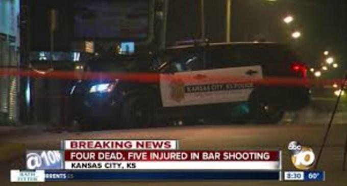 VIDEO Patru persoane au fost ucise în urma unui atac armat într-un bar din Kansas – International