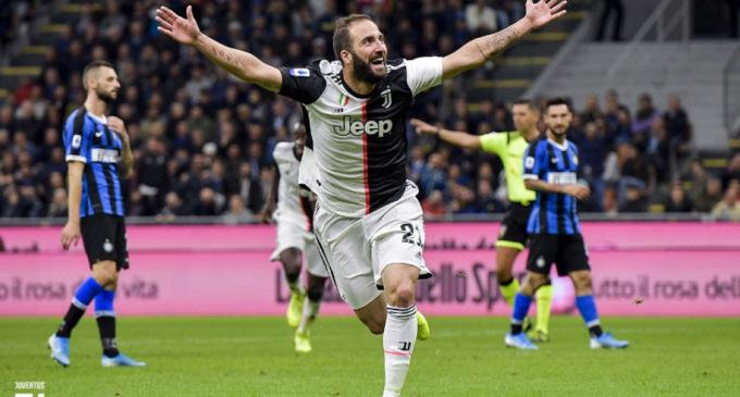 VIDEO Juventus a câștigat duelul cu Inter pentru primul loc în Serie A (scor 2-1) – Fotbal