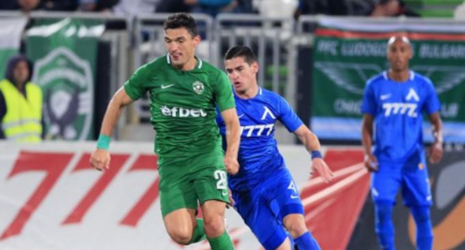 VIDEO Claudiu Keșeru, gol și pasă de gol în meciul Ludogoreţ vs Levski Sofia (2-0) – Fotbal