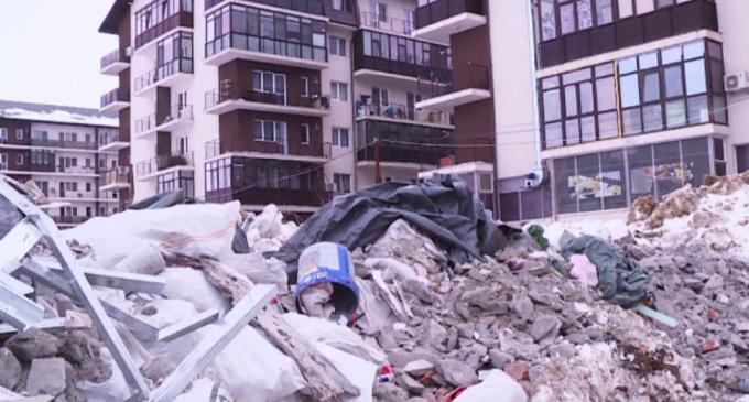 """Știrile ProTV: Coșmarul celor care și-au luat case lângă București: """"Se ridică blocurile ca nişte închisori"""" VIDEO – Business"""