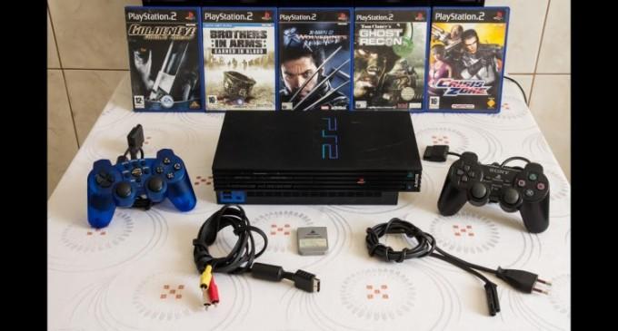 Motivele pentru care sa alegi un PlayStation2