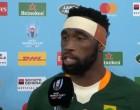 """VIDEO Siya Kolisi, căpitanul Springboks, a dedicat victoria poporului sud-african: """"Avem atâtea probleme în țara noastră"""" – TeamBall"""