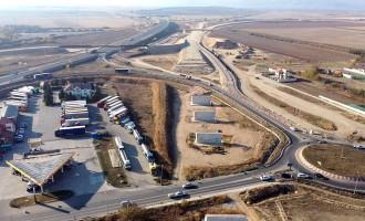 VIDEO Imagini din dronă cu Lotul 1 din A10 Sebeș – Turda, una din autostrăzile promise pentru acest an. Cum arată din aer nodul rutier complex de la Sebeș dintre A1, A10 și DN1 – Infrastructura_Articole