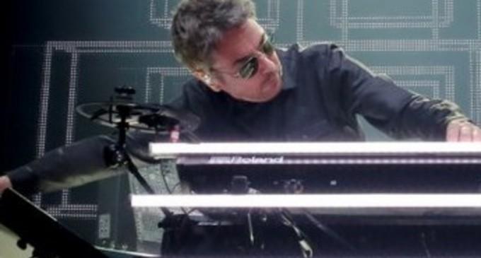 "Jean-Michel Jarre va lansa un album ""infinit"": Piesele se vor rearanja automat – Magazin"