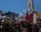 """VIDEO Italia: Protest masiv al mișcării """"Sardinele"""" în centrul Romei / Mitinguri de amploare mai mică în alte oraşe europene – International"""
