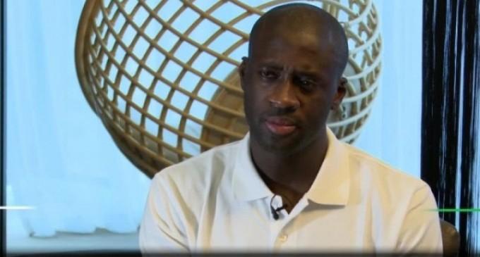 """Yaya Toure nu îşi lasă fiul să joace fotbal din cauza rasismului: """"Tu nu poţi să faci asta"""" – Fotbal"""