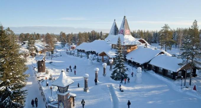 Sarbatorile de iarna in Laponia