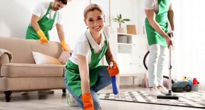 Echipa Certto va ofera servicii de curatenie in apartament exceptionale si durabile