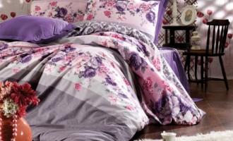 Lenjerii de pat bumbac ranforce de la C&C Home -remediul ideal pentru nopțile friguroase de iarna