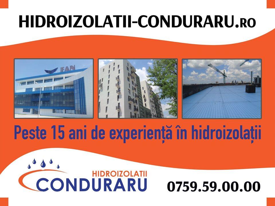 Hidroizolatii Conduraru (2)